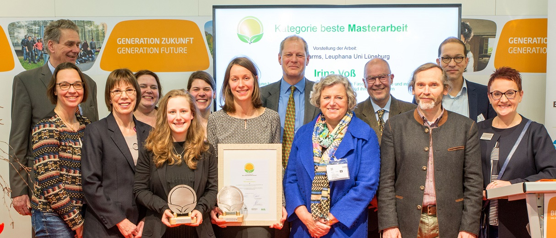 coyright Forschungspreis Bio-Lebensmittelwirtschaft