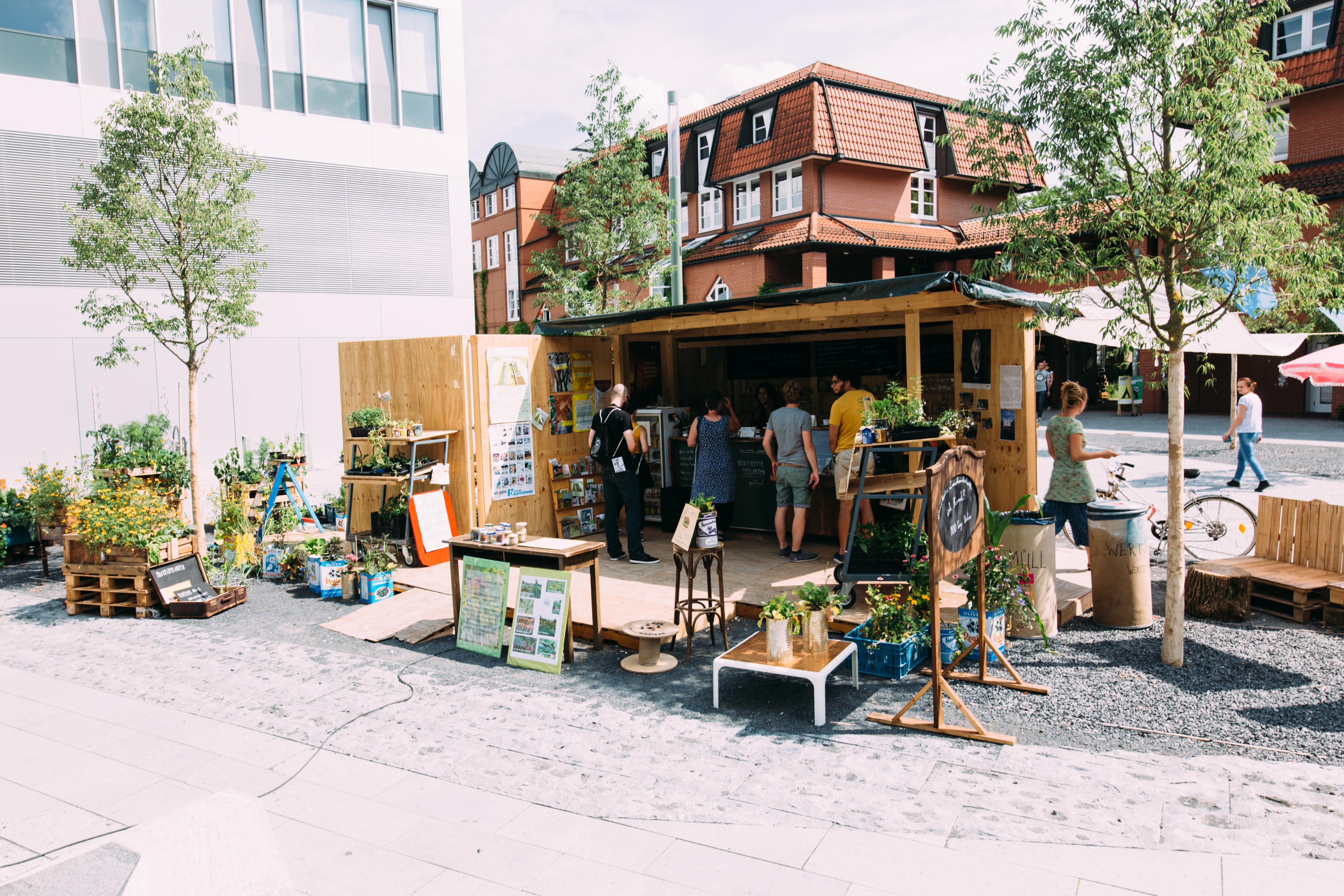 Urban Gardening Archive - Schweisfurth Stiftung Fair zu Mensch und Tier